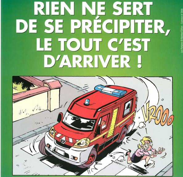 Accidents routiers